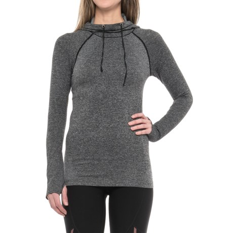 RBX Seamless Hoodie (For Women)