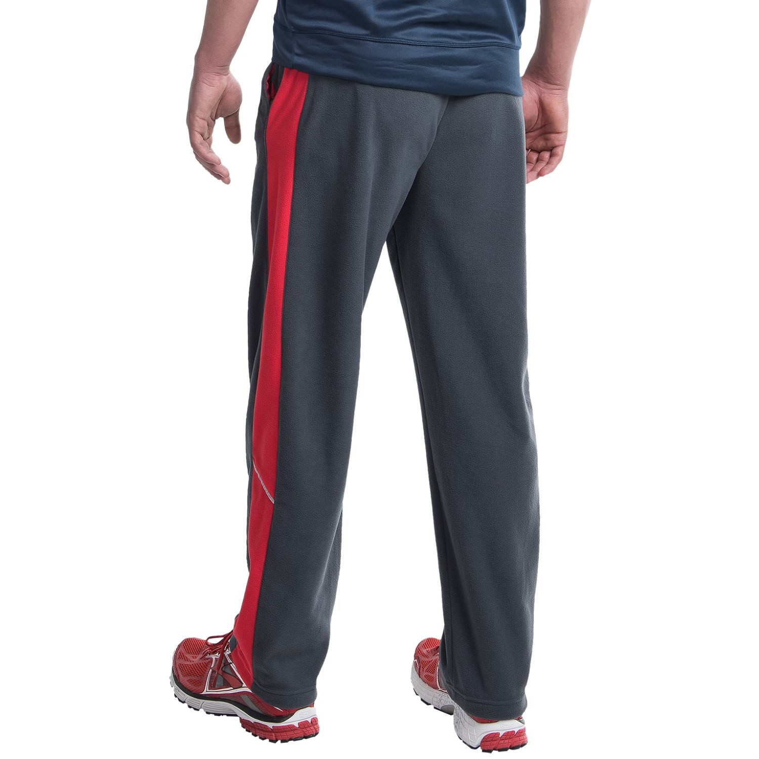 rbx straightleg fleece sweatpants for men save 50
