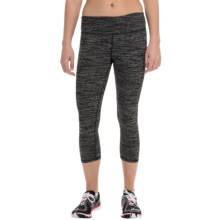 RBX Stratus Wild Card Capris (For Women) in Black/Greys Anatomy - Closeouts
