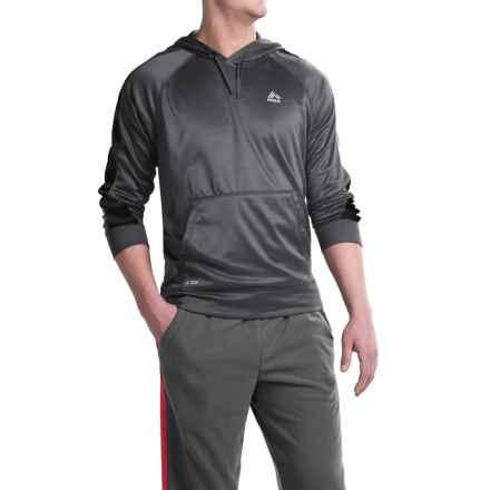 RBX Tech Fleece Hoodie (For Men) in Graphite - Closeouts