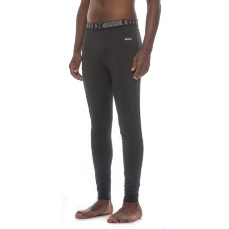 RBX Thermal Base Layer Bottoms (For Men) in Black