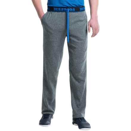 RBX Track Pants (For Men) in Charcoal Grey Heather/Royal Blue - Closeouts