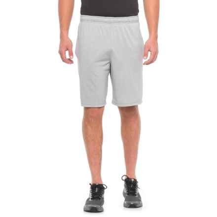 """RBX Training Shorts - 9"""" (For Men) in Grey Heather - Closeouts"""