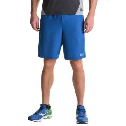 RBX Woven Printed Shorts (For Men) in Royal - Closeouts