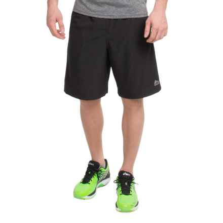 RBX Woven Stretch Shorts (For Men) in Black - Closeouts