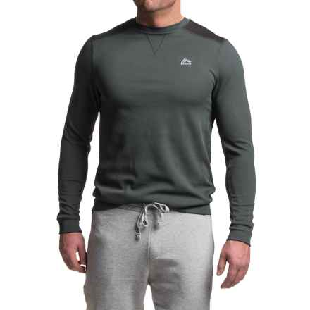 RBX X-Dri® Thermal Shirt - Two-Tone, Long Sleeve (For Men) in Graphite - Closeouts