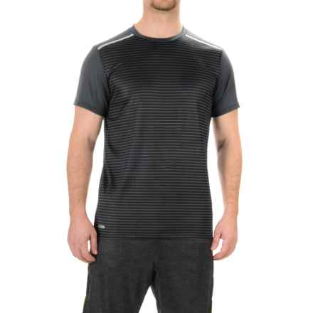 RBX XTrain Color-Block Printed Shirt - Short Sleeve (For Men) in Black - Closeouts
