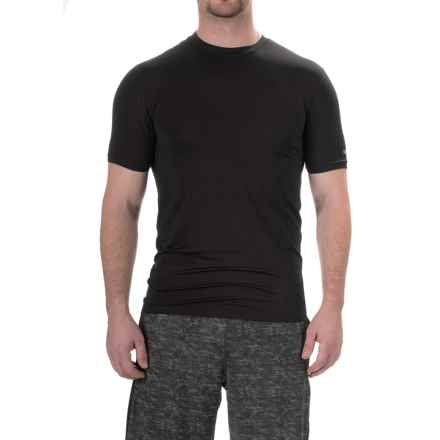 RBX XTrain Compression Shirt - Short Sleeve (For Men) in Black - Closeouts