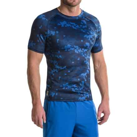 RBX XTrain High-Performance Digital-Print Shirt - Fitted, Short Sleeve (For Men) in Game Royal - Closeouts