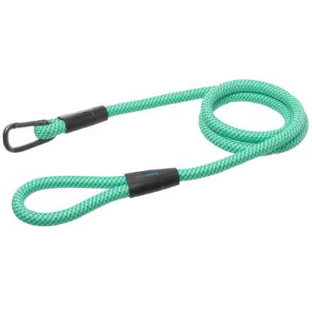RealSimple Heavy-Duty Rope Leash - 6' in Green - Closeouts