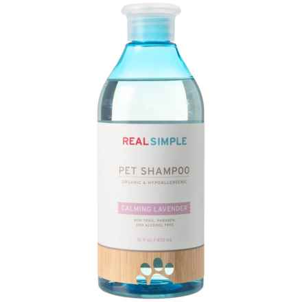 RealSimple Lavender Pet Shampoo - 16 oz. in Lavender - Closeouts
