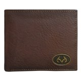 Realtree Burnished Edge Passcase Bifold Wallet (For Men)