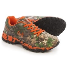 Realtree Outfitters Cobra Hiking Shoes (For Men) in Orange/Xtra Green - Closeouts