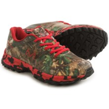 Realtree Outfitters Cobra Hiking Shoes (For Men) in Red - Closeouts