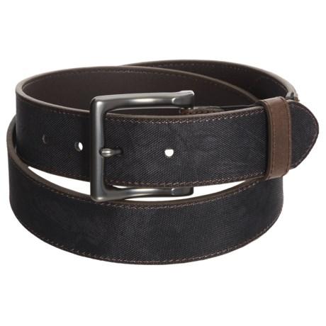 Realtree Stretch Comfort Eclipse Belt (For Men) in Black