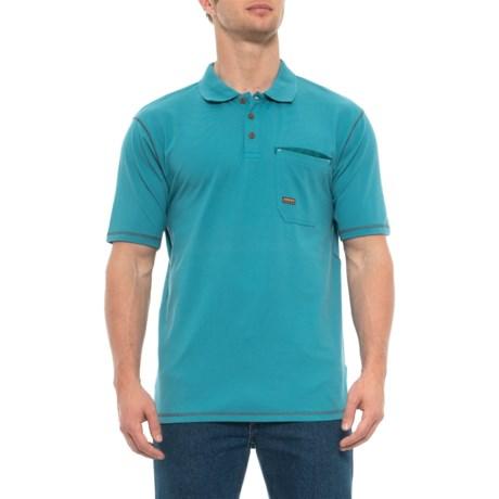 Image of Rebar Polo Shirt - Short Sleeve (For Men)