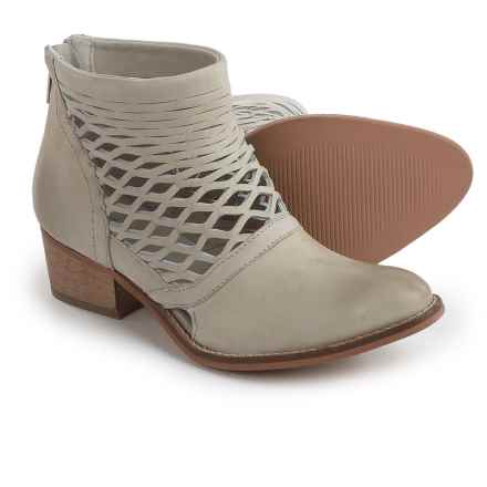 Rebels Cali Ankle Boots - Leather (For Women) in Ice - Closeouts