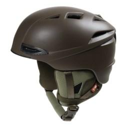R.E.D. Force Snowsport Helmet in Hazelnut