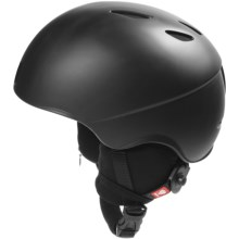 R.E.D. Hi-Fi Snowsport Helmet in Black - Closeouts