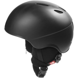 R.E.D. Hi-Fi Snowsport Helmet in Black