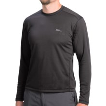 Red Ledge Edge Base Layer Top - Long Sleeve (For Men) in Black - Closeouts
