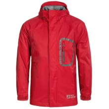 Red Ledge Jakuta Jacket - Waterproof (For Little and Big Kids) in Valiant Red - Closeouts