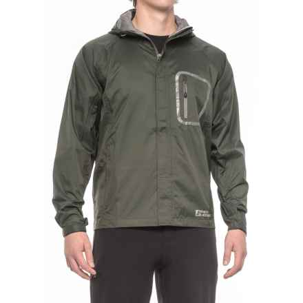 Red Ledge Jakuta Rain Jacket - Waterproof (For Men) in Pinetar - Closeouts