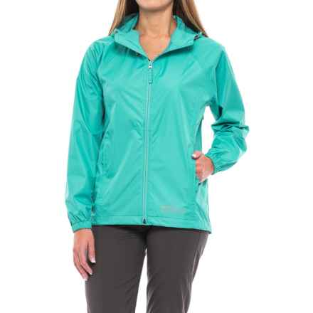 Red Ledge Stowlite Rain Jacket - Waterproof (For Women) in Baltic - Closeouts