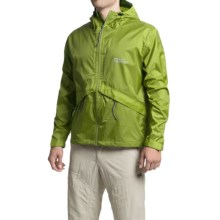 Red Ledge Thunderlight Jacket - Waterproof (For Men and Women) in Bamboo - Closeouts
