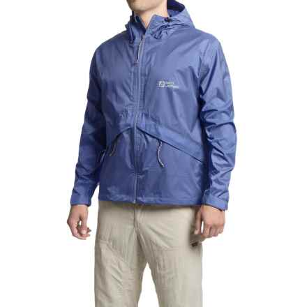 Red Ledge Thunderlight Jacket - Waterproof (For Men and Women) in Periwinkle - Closeouts