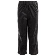 Red Ledge Thunderlight Pants - Waterproof (For Little and Big Kids) in Black - Closeouts