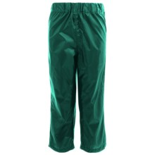 Red Ledge Thunderlight Pants - Waterproof (For Little and Big Kids) in Emerald - Closeouts