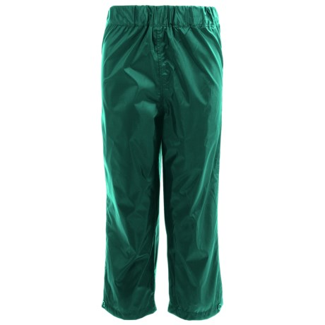 Red Ledge Thunderlight Pants - Waterproof (For Little and Big Kids) in Emerald