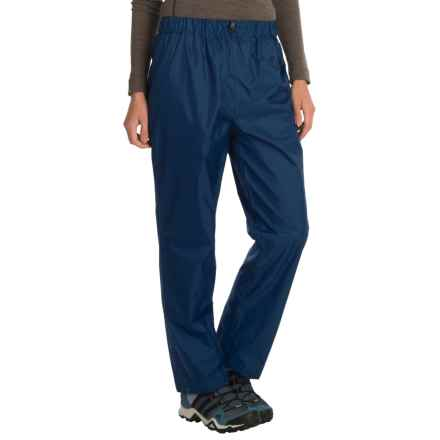 Red Ledge Thunderlight Pants - Waterproof (For Women) in Dark Blue - Closeouts