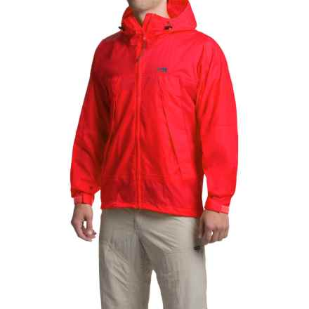 Red Ledge Thunderlight Parka - Waterproof (For Men and Women) in Red - Closeouts