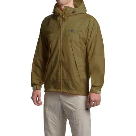 Red Ledge Thunderlight Parka - Waterproof (For Men and Women) in Suede - Closeouts