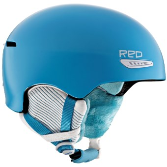R.E.D. Pure Snowsport Helmet (For Women) in Blue