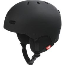 R.E.D Trace Grom Snowsport Helmet (For Kids) in Black - Closeouts