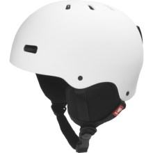 R.E.D Trace Grom Snowsport Helmet (For Kids) in White - Closeouts