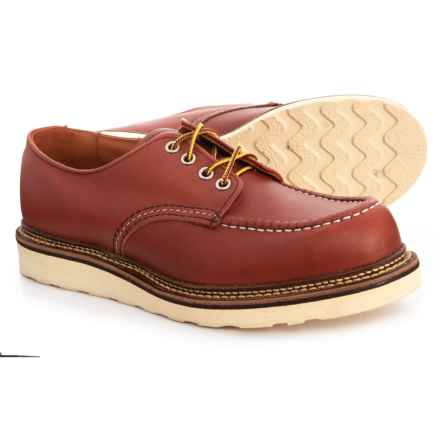 Red Wing Classic Oxford Shoes - Leather, Factory 2nds (For Men) in Oro Russet Portage
