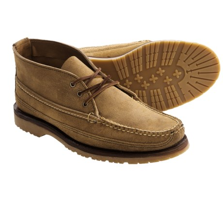 Red Wing Heritage 9179 Wabasha Chukka Boots - Factory 2nds, Suede (For Men) in Hawthorne
