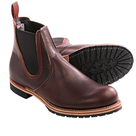 Red Wing Shoes 2917 Chelsea Rancher Boots - Factory 2nds (For Men)