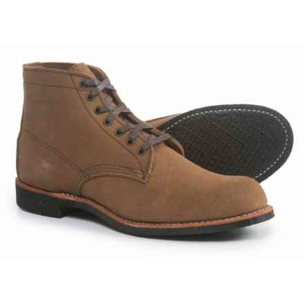 "Red Wing Shoes 8061 Merchant Leather Boots - 6"", Factory 2nds (For Men) in Olive - Closeouts"