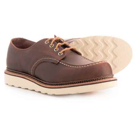 Red Wing Shoes Classic Oxford Shoes - Leather, Factory 2nds (For Men) in Copper - 2nds