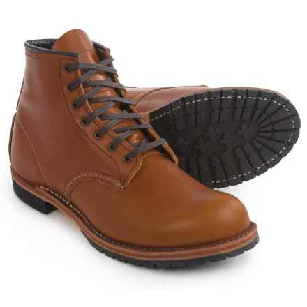 Red Wing Shoes Red Wing Heritage 4579 Beckman Boots - Leather, Factory 2nds (For Men) in Chestnut - 2nds