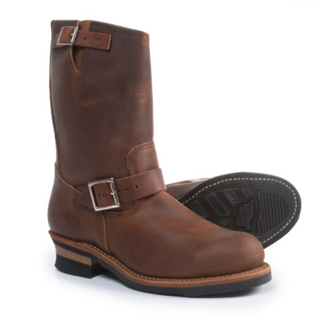 Red Wing Shoes Red Wing Heritage Harness Engineer Boots - Leather, Factory 2nds (For Men)