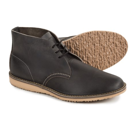 Red Wing Shoes Weekender Chukka Boots - Leather, Factory 2nds (For Men)