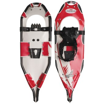 "Redfeather Rainier Ultra Snowshoes - 35"" in Asst"