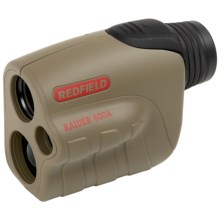 Redfield Raider 600A Laser Rangefinder - Inclinometer in Tan - Closeouts