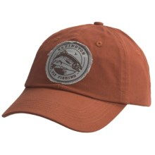 Redington Beer Coaster Hat (For Men) in Red Rock - Closeouts